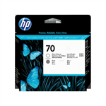 HP C9410A (70) Ink cartridge gray, 130ml