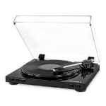 Victrola VPRO-3100 Belt-drive audio turntable Black