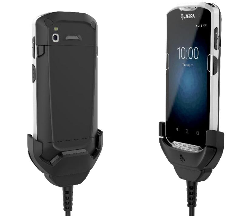 Zebra CBL-TC51-USB1-01 handheld device accessory Charging cable Black