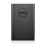 DELL PW7015M power bank Lithium-Ion (Li-Ion) 12000 mAh Black