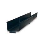 APC Horizontal Cable Organizer Side Channel 18 to 30 inch adjustment AR8008BLK