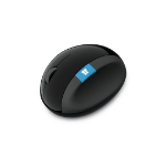 Microsoft Sculpt Ergonomic for Business mouse RF Wireless Right-hand