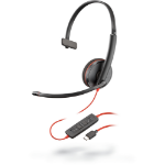POLY Blackwire C3210 Headset Head-band Black