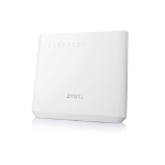 Zyxel VMG8825-T50K wireless router Gigabit Ethernet Dual-band (2.4 GHz / 5 GHz) White VMG8825-T50K-EU01V2F