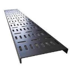 Dynamode CAB-MAN-FE-V27U-T cable tray T-type cable tray Satin steel