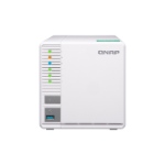 QNAP TS-328 storage server Ethernet LAN Desktop White NAS