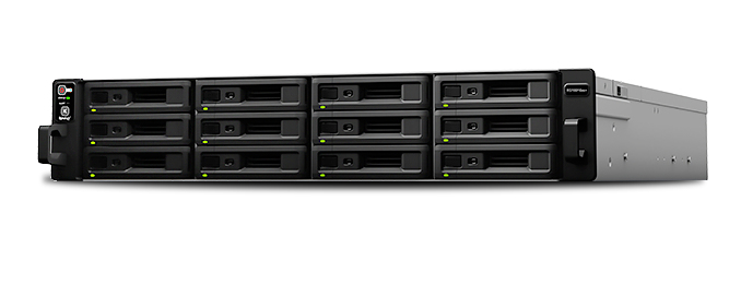 Synology RS18016XS+ storage server