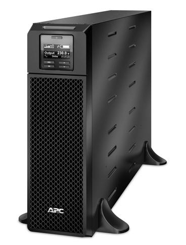APC Smart-UPS On-Line sistema de alimentación ininterrumpida (UPS) Doble conversión (en línea) 5000 VA 4500 W 12 salidas AC