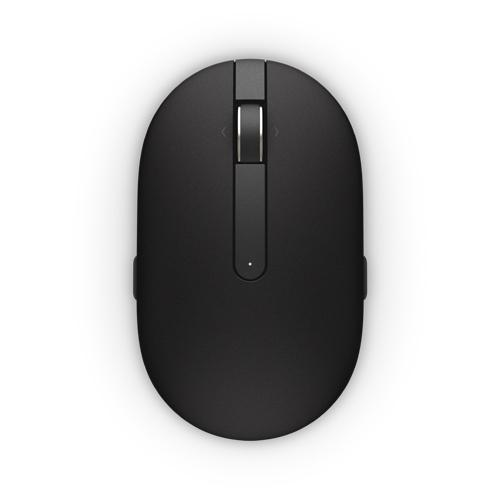 DELL WM326 1600DPI Ambidextrous Black mice