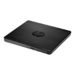 Hewlett Packard Enterprise USB External DVD-RW Writer optical disc drive
