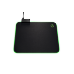 HP 400 Gaming mouse pad Black, Green