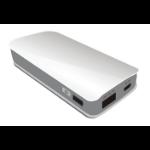 iconBIT FTB4400PB Lithium-Ion (Li-Ion) 4400mAh Grey,White power bank