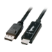 Microconnect HDMDPCON1 1m HDMI DisplayPort Black
