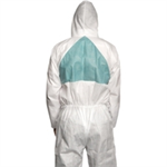 3M BASIC PROTECTIVE COVERALL MED