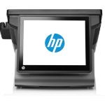 "HP rp 7800 i5-2400S 38.1 cm (15"") 1024 x 768 pixels Touchscreen Black"