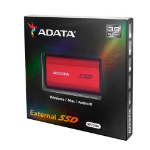ADATA SE730H 256GB Red