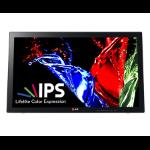 "LG 23ET63V 23"" 1920 x 1080pixels Black,White touch screen monitor"