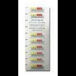 Quantum 3-04307-05 barcode label White