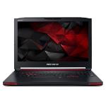 """Acer Predator 17 G9-792-70DR 2.6GHz I7-6700HQ 17.3"""" 1920 x 1080pixels Black Notebook"""