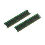 CoreParts 4GB(2x 2GB), DDR2 memory module 2 x 2 GB 667 MHz ECC