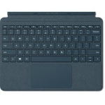 Microsoft Surface Go Signature Type Cover mobile device keyboard Schweiz Blau