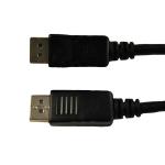 Videk DisplayPort 3m 3m DisplayPort DisplayPort Black