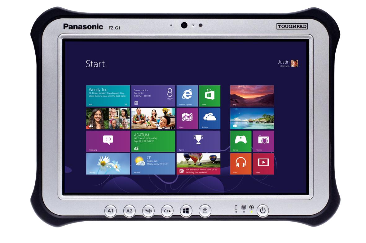 Panasonic Toughpad FZ-G1 25.6 cm 10.1