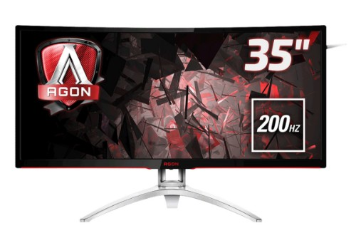 AOC Gaming AG352QCX computer monitor 88.9 cm (35