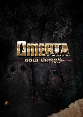 Nexway Omerta - City of Gangsters - Gold Edition vídeo juego PC Oro Español