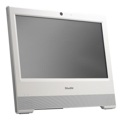 Shuttle XPÐ¡ slim X50V6 Intel SoC BGA 1356 1.8GHz 3865U All-in-One White