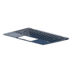 HP L74116-091 notebook spare part Housing base + keyboard