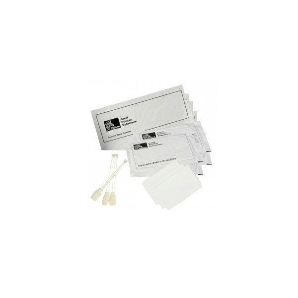 Zebra 105999-704 limpiador de impresora Hoja de limpieza para impresora