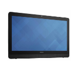 """DELL Inspiron 3052 1.6GHz N3710 19.5"""" 1600 x 900pixels Black All-in-One PC"""