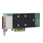 Broadcom 9305-16e interface cards/adapter PCIe,SAS,Mini-SAS