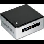 Intel NUC5I7RYH Next Unit of Computing (NUC) Core i7 (5557U) 3.1GHz Gigabit LAN WLAN BT Intel Iris Graphics 6100