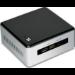 Intel NUC5i7RYH 3.1GHz i7-5557U BGA1168 Black,Silver