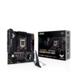 ASUS TUF GAMING B560M-PLUS WIFI Intel B560 (LGA 1200) mATX Motherboard PCIe 4.0, 2xM.2 slots, 8+1 Power S