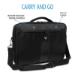 """V7 Professional II Frontloader Notebook Case 17"""""""