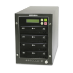 Addonics DGC3 Optical disc duplicator Black,Grey media duplicator