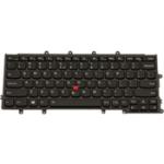 Lenovo FRU04X0207 Keyboard notebook spare part