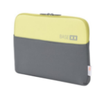 "Dicota D31137 notebook case 29.5 cm (11.6"") Sleeve case Grey,Lime"