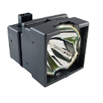 Runco Generic Complete Lamp for RUNCO LC-P500 projector. Includes 1 year warranty.