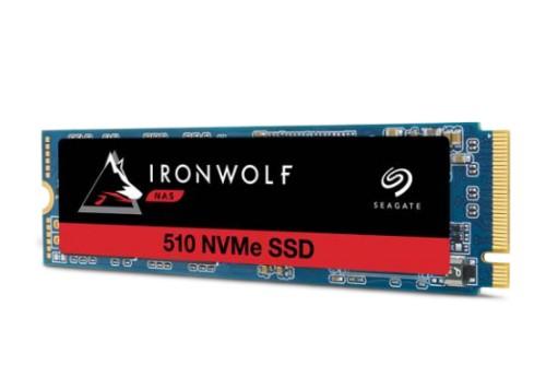 Seagate IronWolf 510 M.2 480 GB PCI Express 3.0 3D TLC NVMe