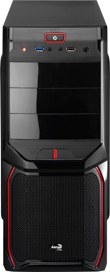 Case V3x En57400 Midi-tower Black