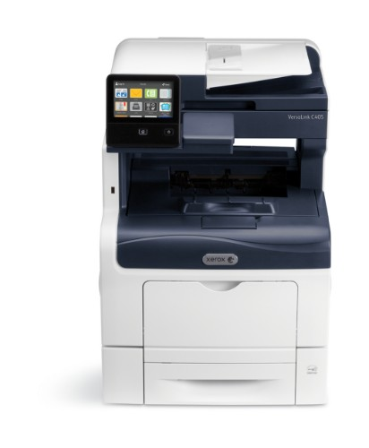 Xerox VersaLink C405 A4 35 / 35Ppm Duplex Copy/Print/Scan/Fax Select Ps3 Pcl5E/6 2 Trays 700 Sheets