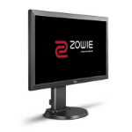 "Benq RL2460 ZOWIE 24"" 1920x1080 TN Widescreen LED Slim Bezel Monitor - Black"