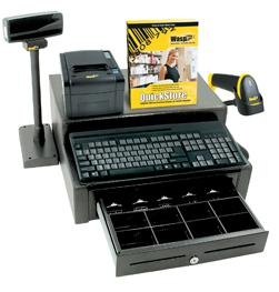 Wasp QuickStore ePOS Point of Sale Solution – Standard