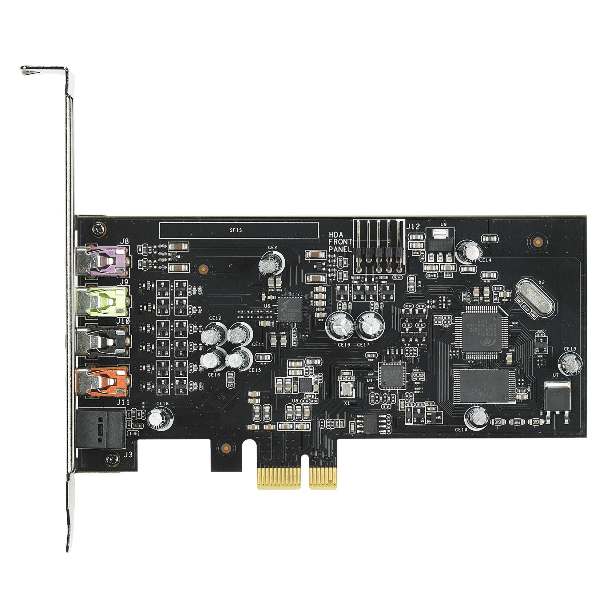 ASUS Xonar SE Internal 5.1 channels PCI-E