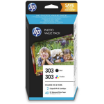 HP Z4B62EE (303) Printhead multi pack, Pack qty 2