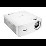 Vivitek DU4771Z data projector 6000 ANSI lumens DLP WUXGA (1920x1200) 3D Desktop projector White DU4771Z-WH
